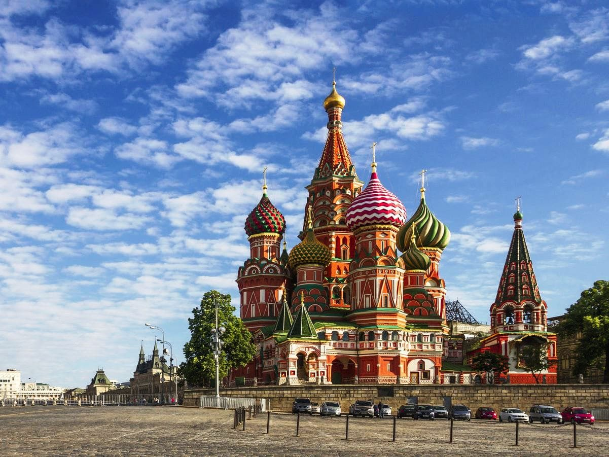 Города россии картинки для детей, днем