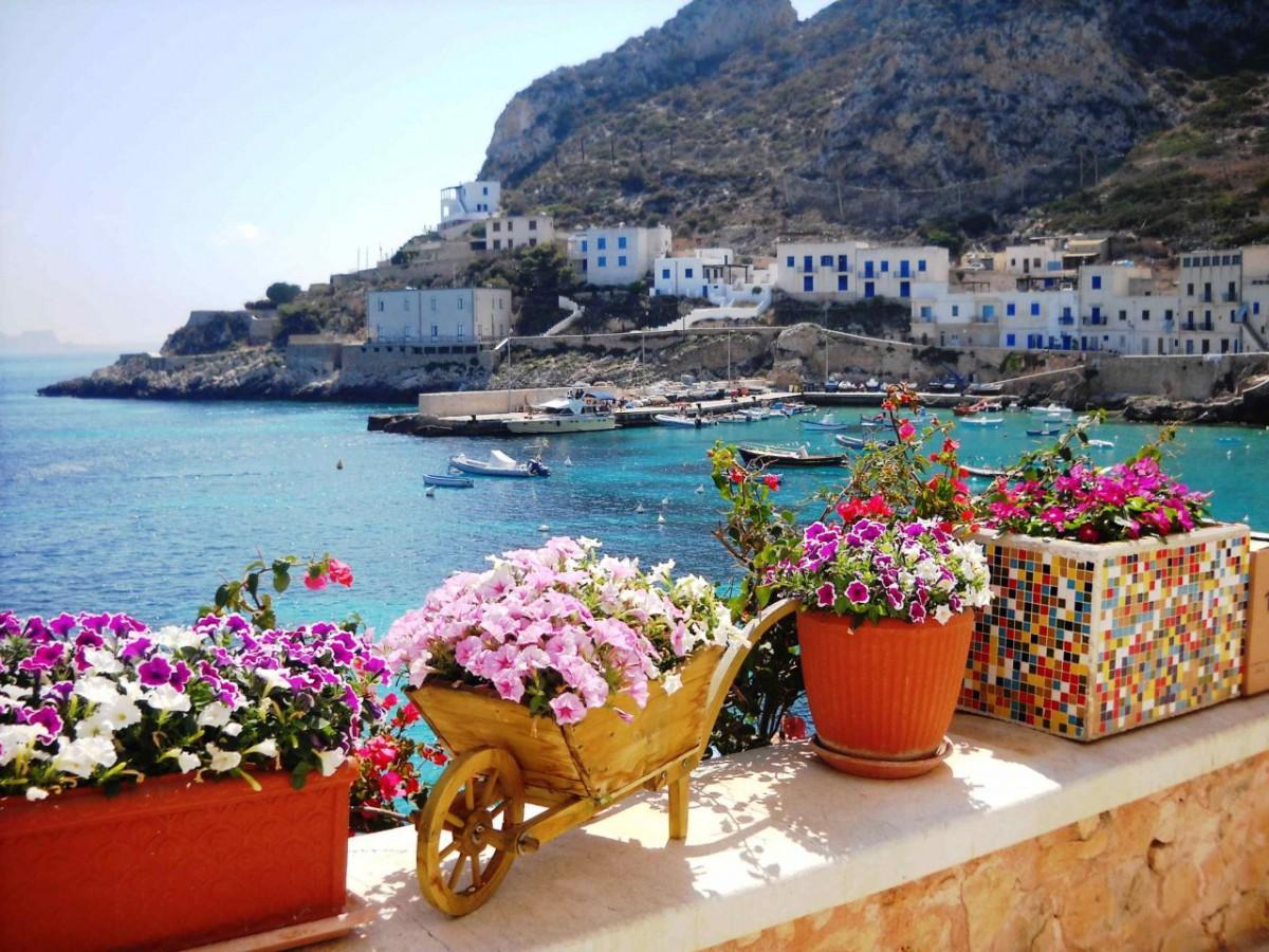 Сицилия фото туристов